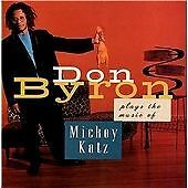 Don Byron - Plays the Music of Mickey Katz (1996)