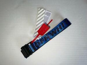OFF WHITE C/O Virgil Abloh Industrial Belt 200 CM Option Original Tie Down US