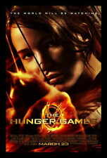 "THE HUNGER GAMES Movie Poster [Licensed-NEW-USA] 27x40"" Theater Size"