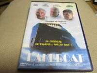 "DVD ""LAKEBOAT"" Peter FALK, Andy GARCIA, Charles DURNING, Robert FORSTER"
