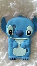 ES- PHONECASEONLINE COVER SILICONE STITCH FOR LG L5 II