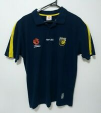 Central Coast Mariners Mens Polo Shirt Size XL Navy Authentic Football Soccer