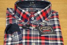 New Paul&Shark Soft Touch Shirt size 4XL 50cm Superb design Must Have WOW!!!