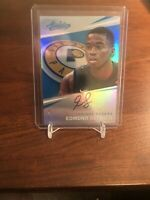 Edmond Sumner 2017-2018 Panini Absolute Rookie On-Card Autograph 02/99 Pacers SP