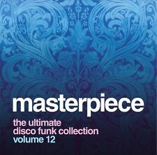 Masterpiece Vol. 12 - The ultimate disco funk collection  new cd