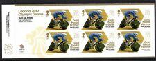 GB 2012 London Olympics unissued 'Nelson' stamp sheet of 6 MNH Free postage!