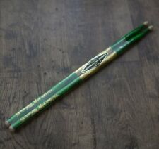 Artisticks 5A Green 3D Hotsticks Drum Sticks