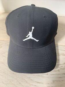 Nike air jordan baseball cap black