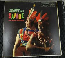 Los Indios Tabajaras ‎– Sweet And Savage (RCA Victor ‎– LPM-1788)