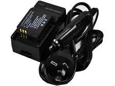 2x LB-080 LB080 NP-70 Battery+Charger for Kodak PixPro SP360 SP1 S-P1 ZX5 Camera