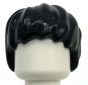 LEGO NEW SHORT TOUSLED MINIFIGURE HAIR BOY WIG PIECE
