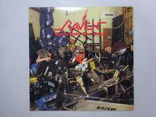 Raven Rock Until You Drop Neat AW-25017 Japan  VINYL LP
