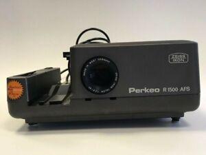 NUOVO Proiettore per diapositive Zeiss Icon (Perkeo R1500  AFS)
