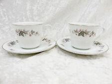 Noritake RC / Royal Ceramics Vale 766 - 2 Cups & Saucers (2 duos)