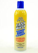 White Lightning Easy Wash Foaming Bike Cleaner, 19oz Aerosol