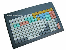 Tipro Kassen Apotheker Tastatur TMC-KMCV-C13-026 VSA Layout PS2 KMX128A