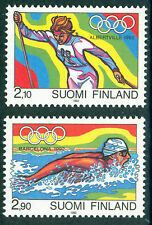 Finnish Olympics Stamps