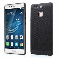 Huawei P8 Lite 2017 Custodia Cover per Cellulare Custodia Protettiva Nera