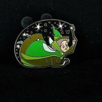 Fauna Sleeping Beauty Princess Aurora WDW Hidden Mickey Fairies Disney Pin 50613