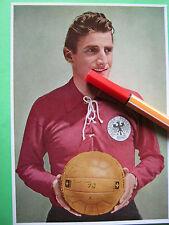 Fritz Walter. Weltmeister 1954. WM 54. WM 1954. DFB. Nationalmannschaft. Bern