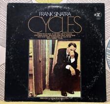 FRANK SINATRA - Cycles [Vinyl LP,1968] USA Import FS 1027 Big Band Vocal *EXC