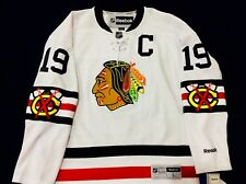 Chicago Blackhawks Authentic Reebok Toews Jersey New NHL Licensed Stitched Large
