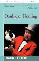 Double or Nothing (Paperback or Softback)