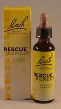 Bach Rescue Remedy 20ml. Two times Six Pack. 12 bottles