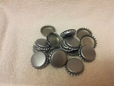 HOME BREW BEER BOTTLE CROWN CAPS 26 MM PACK OF 300 SILVER