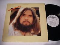 Jimmy Webb Letters 1972 Stereo LP VG+ PROMO