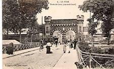 CPA La Fére Porte de Laon (p92284)