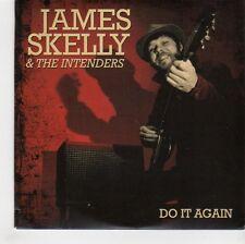 (GF999) James Skelly & The Intenders, Do It Again - 2013 DJ CD