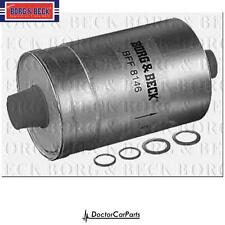 Fuel filter for AUDI ALLROAD 2.7 00-05 C5 ARE 4B Estate Petrol 250bhp BB