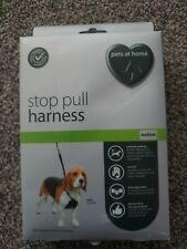 Pets At Home Stop Pull control dog Harness Medium Bassett Collie Beagle Spaniel