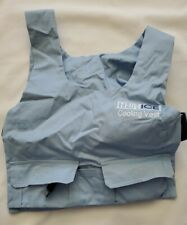 THIN ICE COOLING VEST WITH BOX, BATTERY PACK, AC Charger, USB Adaptor