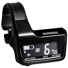 Shimano Deore XT Di2 SC-MT800 System Information Display