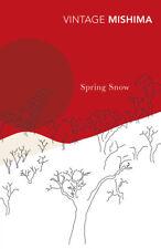 Yukio Mishima - Spring Snow (Paperback) 9780099282990