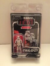 "Star Wars VOTC ROTJ Stormtrooper 3.75"" action figure Vintage"