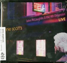 JOHN MCLAUGHLIN-LIVE AT RONNIE SCOTT'S-IMPORT CD F56