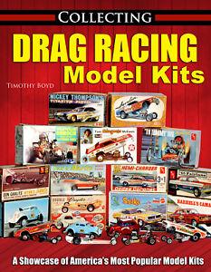 Collecting Drag Racing Model Kits book SNAKE GARLITS IVO THOMPSON SOX MARTIN