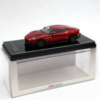 TSM Models 1:43 Aston Martin Vanquish Zagato 2017 Red Limited Edition Collection