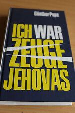 Günther Pape - ICH WAR ZEUGE JEHOVAS 11. Auflage 1989 Plattloch