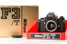 【MINT in Box S/N851XXXX】Nikon F3/T 35mm SLR w/Display Stand from JAPAN 228