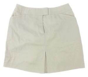 Tail White Label - New Without Tags Women's Chino/Tan Golf Skort - Size: 4