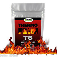 Raspberry Ketone T6 Fat Burner Strong Weight Loss & Fat Burner All In One Pills
