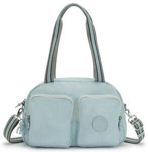 Kipling Cool Defea Shoulder Bag - Balad Blue RRP £87