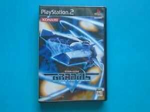 Gradius V (Sony PlayStation 2 PS2 Japan Version 2004) Complete CIB LN! Authentic
