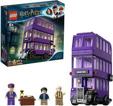 Lego Harry Potter The Knight Bus 75957 Triple Decker Night