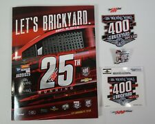 2018 Big Machine Vodka 400 At The Brickyard Collector Program Patch Decal Pin