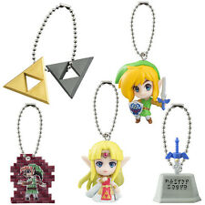Officiel Zelda: A Link Between Worlds Figure Keychain Set de 5 Master épée...